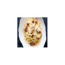 Espagueta Carbonara