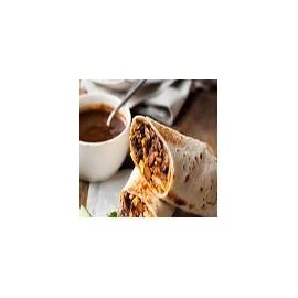 Burrito de Ternera con Escalivada de Pimientos