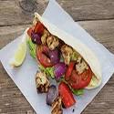 Kebab de Pollo