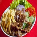 Plato Kebab de Ternera