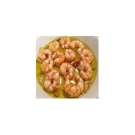 Shrimps with Garlic