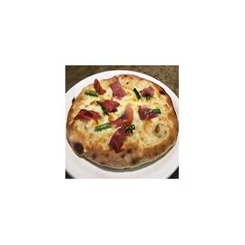 Pizza Crudo & Gorgonzola
