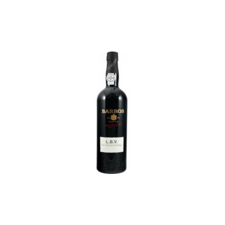 Barros Port Late Bottle Vintage 2007