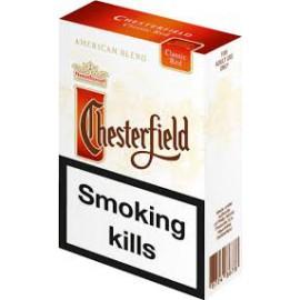 Chesterfield Rojo