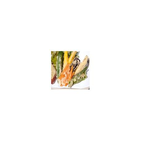 Tempuras de verduras