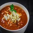 Sopa de Cangrejo con Maiz