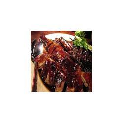 Pato Pekin en salsa picante