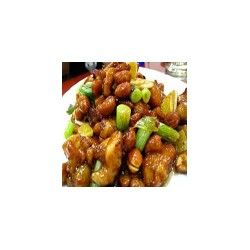 Pato en salsa Kun Bao a la plancha