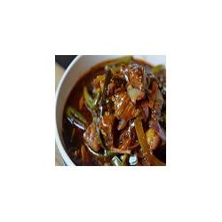 Solomillo con salsa china a la plancha