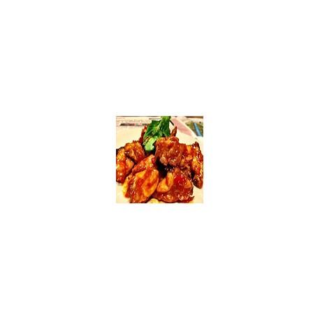 Chicken in Spicy Sauce