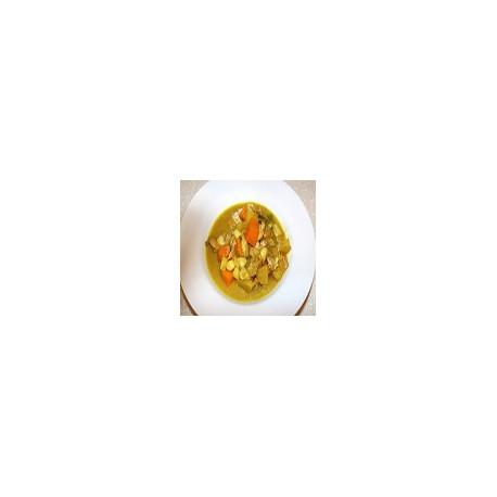 Pollo en Salsa al Curry Takeaway Lanzarote