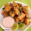 Fish Pakora