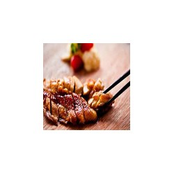 Pollo Teppanyaki Japones