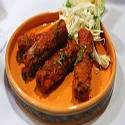 Cordero Seekh Kebab