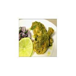 Chicken Hara Bhara