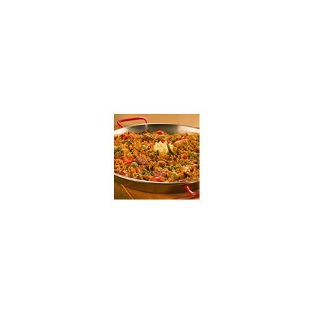 Meat Paella