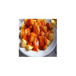 Bravas Potatoes
