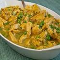 Pechuga de Pollo con Curry