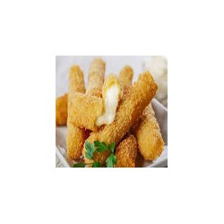 Deep Fried Fresh Cheese