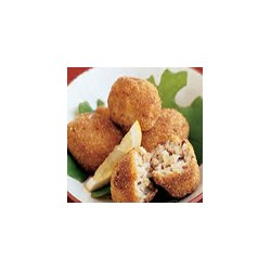 Homemade Chicken Croquettes