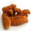Tiras de Pollo Fritas