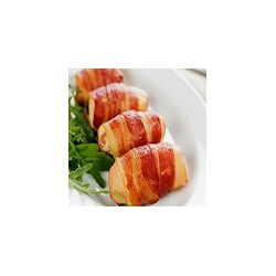 Chicken Rolls with Bacon
