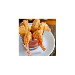 Battered & Deep Fried Prawns