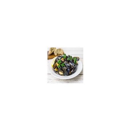 Mussels in White Wine Sauce (Marinera)