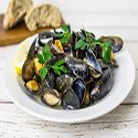 Mussels in White Wine Sauce (Marinera)
