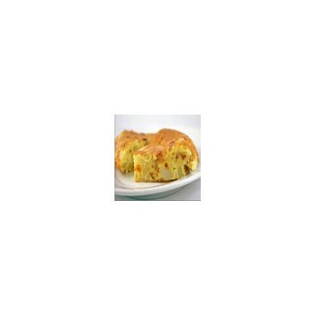 Spanish Omlette (Potato Omelette)