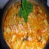 Caldoso (Brothy Rice) with Seafood