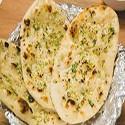 Cheese and Garlic Nan
