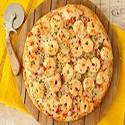 Pizza de Gambas