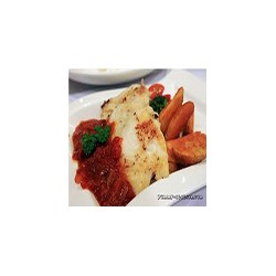 Fish Fillet in Marinera Sauce