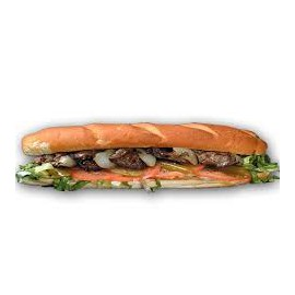 Fillet Steak Baguette