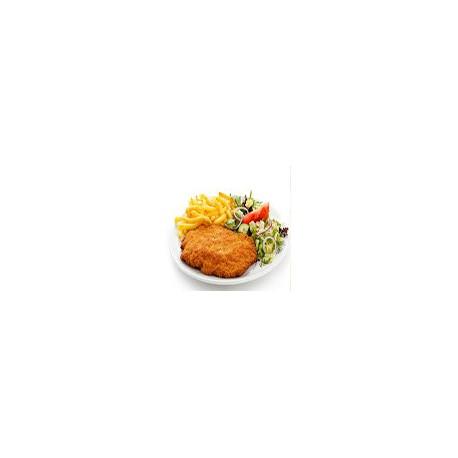 Pechuga de Pollo Empanado