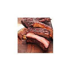 Costilla de Cerdo con BBQ
