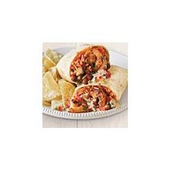 Burrito de Gambas