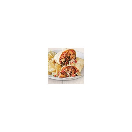 Prawn Burrito