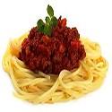 Espagueti Bolonesa
