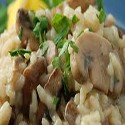 Mushroom Risotto with Philadelphia Cheese