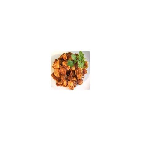 Pollo chilli chat