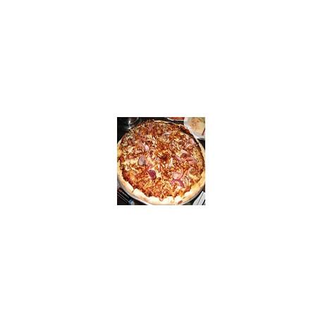 Pizza Barbacoa Pollo Especial