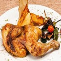 1/2 Roast Chicken