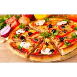 Pizza Tias Vegetariana