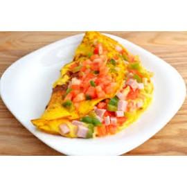 Omelete a la paysana