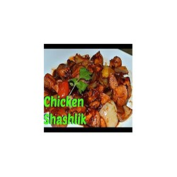 Chicken Shashlik - Tandoori Main