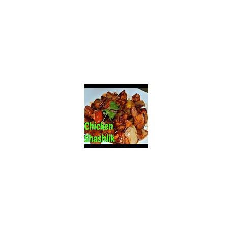 Chicken Shashlik - Tandoori Main