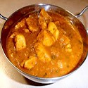 Chicken Tikka Dansak - Tandoori Curry