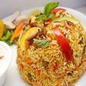 Special Biryani a la Chef - Tandoori